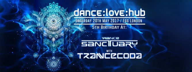 Trance Sanctuary with Trancecoda